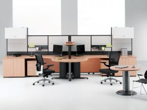 Office Furniture Installation Long