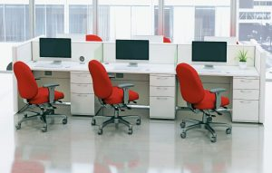 Office Furniture Installation
